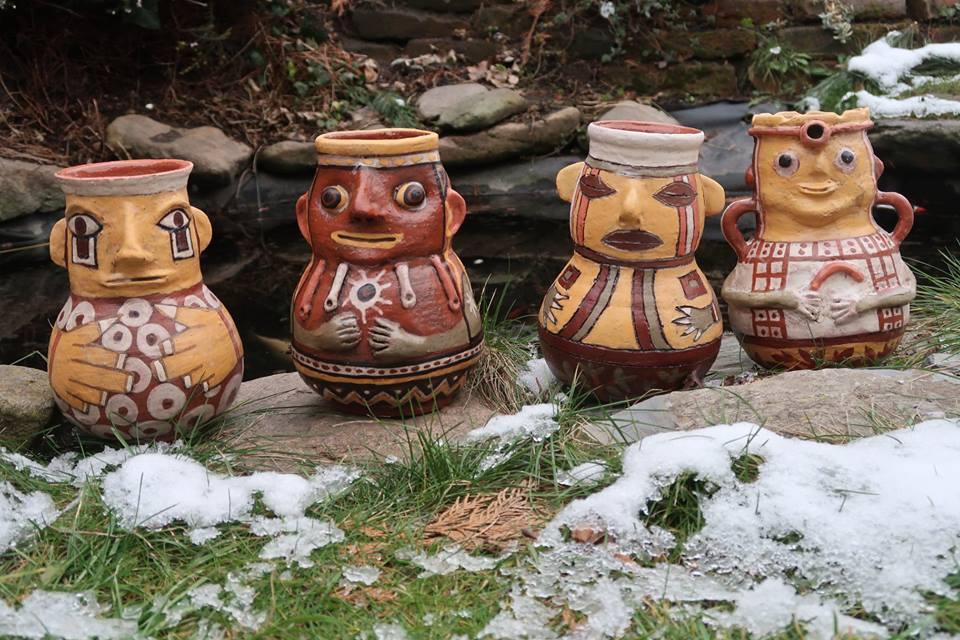 Repliky peruánské keramiky